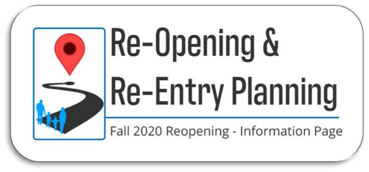 Re-Opening   Re-Entry Planning