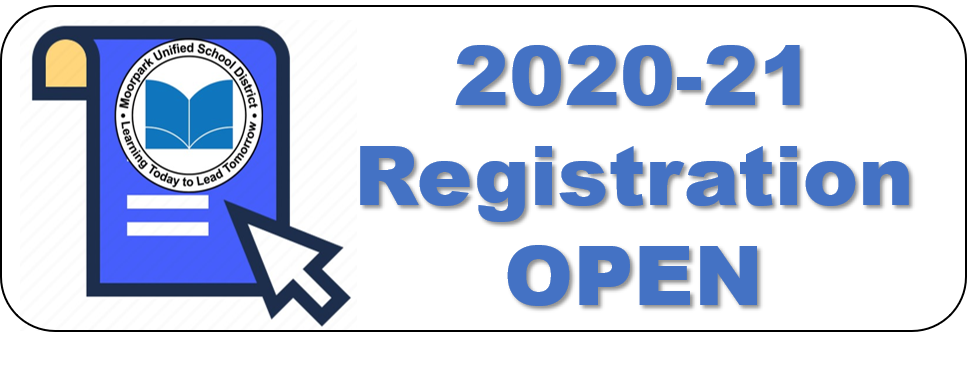 2020-21 Registration Open June 1