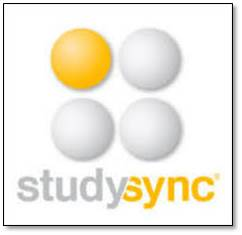 McGraw Hill Study Sync Logo- clicking the logo will take the user to the Study Sync login portal